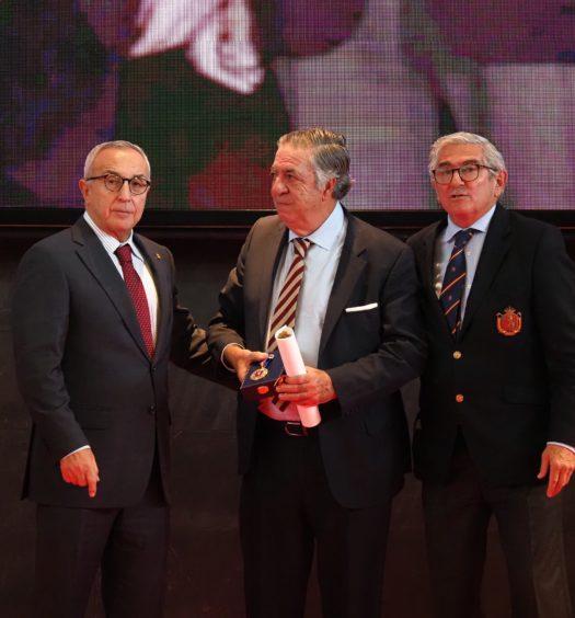 Pedro Moran, Gala RFEG 2019