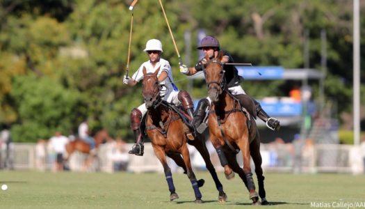 Las Monjitas y Ellerstina muestran su mejor versión en el Abierto Argentino