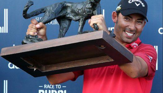 Pablo Larrazábal firma en Sudáfrica su quinta victoria del European Tour