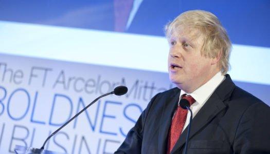 Boris Johnson consigue la mayoría absoluta en Reino Unido