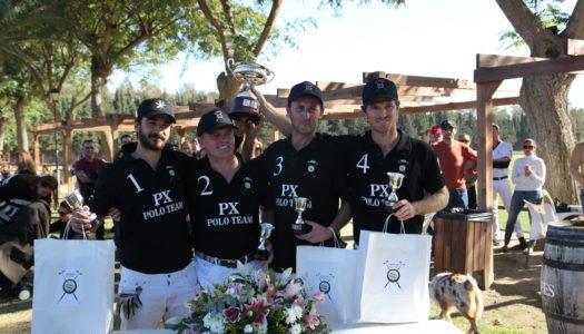 PX domina en el primer asalto del Iberian Polo Tour