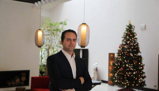 Entrevista con Martín Módica, director del Hotel Encinar de Sotogrande