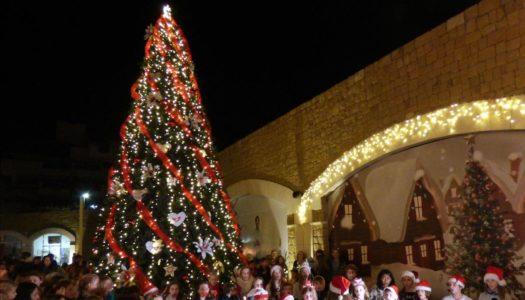 Este jueves, alumbrado navideño en Sotogrande