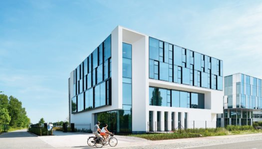 Reynaers Aluminium y su firme apoyo a la economía circular en la construcción
