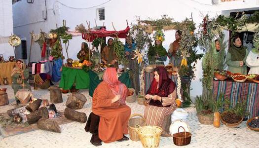 Planes para disfrutar la Navidad en Andalucía