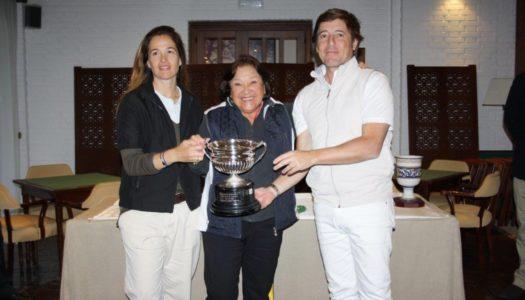 Covadonga Basagoiti y Jacobo Cestino conquistan Andaluz Mid Amateur en Sotogrande