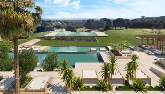 Así será el 'nuevo' Hotel Almenara en Sotogrande