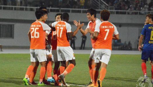 El Europa Point de Gibraltar declina jugar al fútbol con el equipo de Wuhan