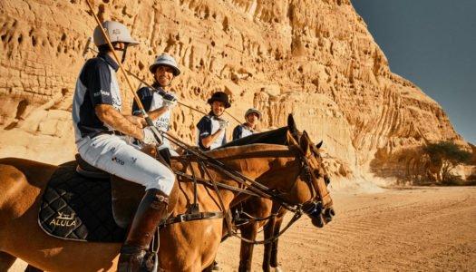 Arranca el AlUla Desert Polo