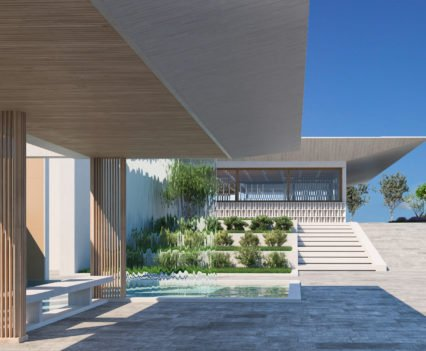 Nuevo Hotel Almenara, en Sotogrande