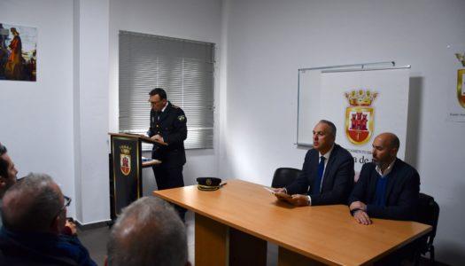 Pedro Luis González Ferrer, presentado como nuevo Jefe de la Policía Local de San Roque