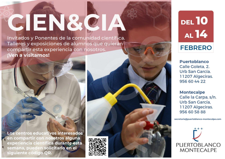 Ciencia en Puertoblanco-Montecalpe