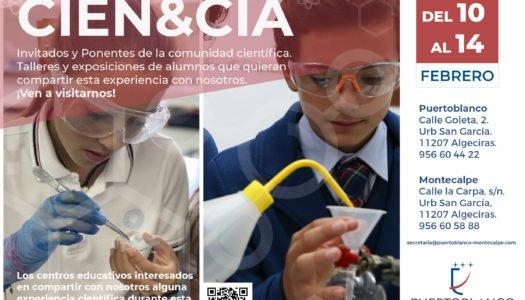 Puertoblanco-Montecalpe abre sus puertas a la semana de la Ciencia