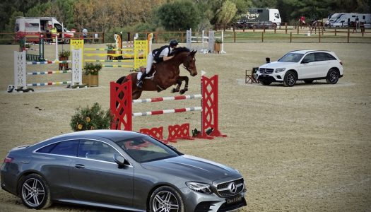 Fin de semana hípico en Santa María Equestrian Club