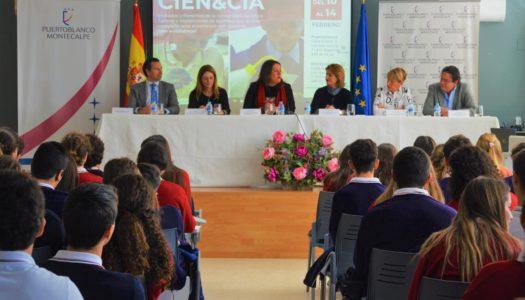 Puertoblanco-Montecalpe encumbra el papel de la mujer en la ciencia