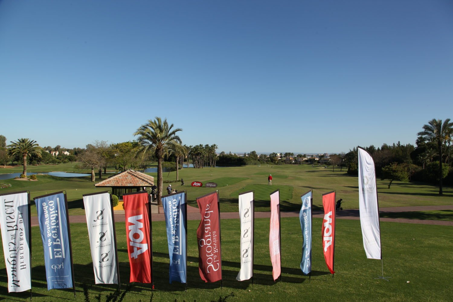 Circuito en Real Club Sevilla Golf