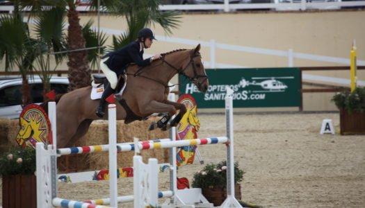 El caballo y el salto, grandes protagonistas en Sotogrande