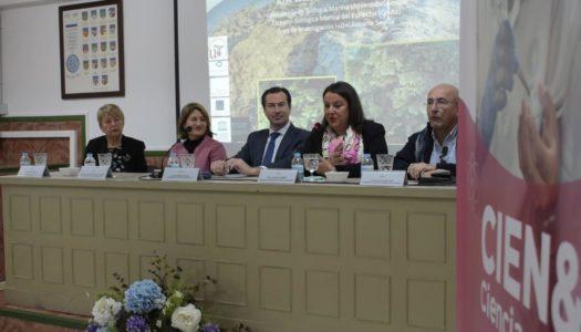 Broche de oro a la semana de la ciencia en Puertoblanco-Montecalpe