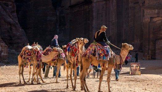 """Petra: 5 curiosidades sobre la """"ciudad rosada"""" de Jordania"""