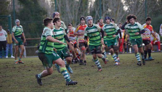 Holmes Sotogrande Rugby hace historia con la Andaluza Sub16