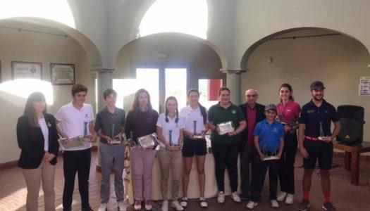 Gran éxito del XI Trofeo Barbésula de Golf, en La Cañada