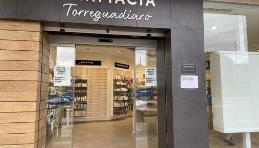 La farmacia de Torreguadiaro 'se muda'