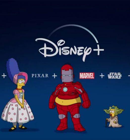 Disney +, con Carlos Morcillo