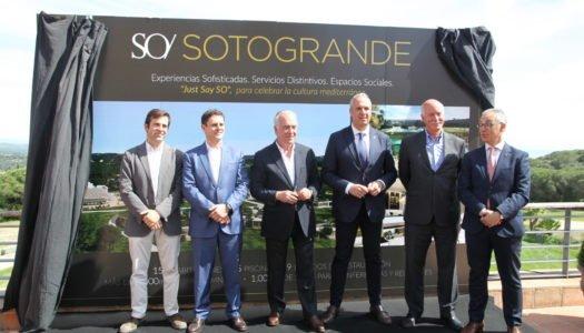 Cuenta atrás para el nuevo hotel de lujo de la urbanización: So/ Sotogrande