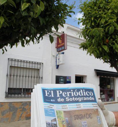 Reparto El Periódico de Sotogrande
