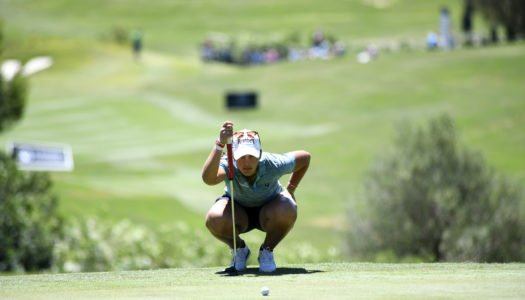 Arizona, primera parada para María Parra en el Symetra Tour norteamericano