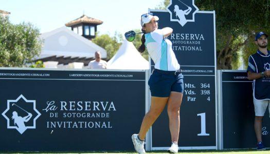Golf en casa, con María Parra