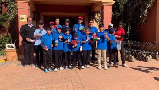Los alumnos de La Cañada Golf disputan el Torneo Escuela