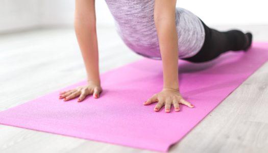 Buenos hábitos y ejercicios en casa, de la mano de Marián Espinosa