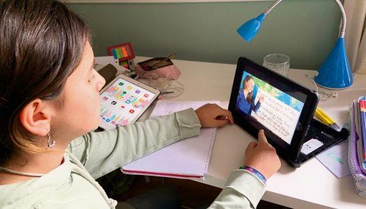 Las clases del colegio Puertoblanco-Montecalpe continúan en 'Attendis At Home'