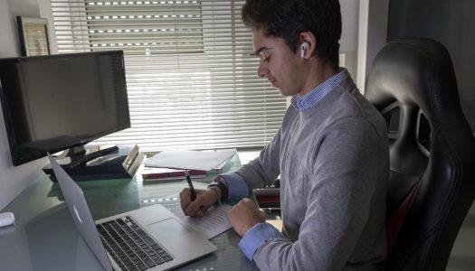 Montecalpe-Puertoblanco: estudiar en casa en tiempos de coronavirus