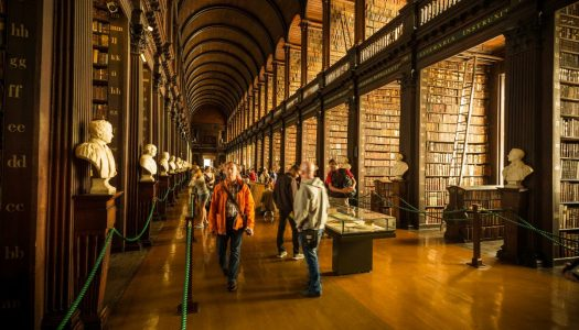 Bibliotecas para viajar a través de la Literatura