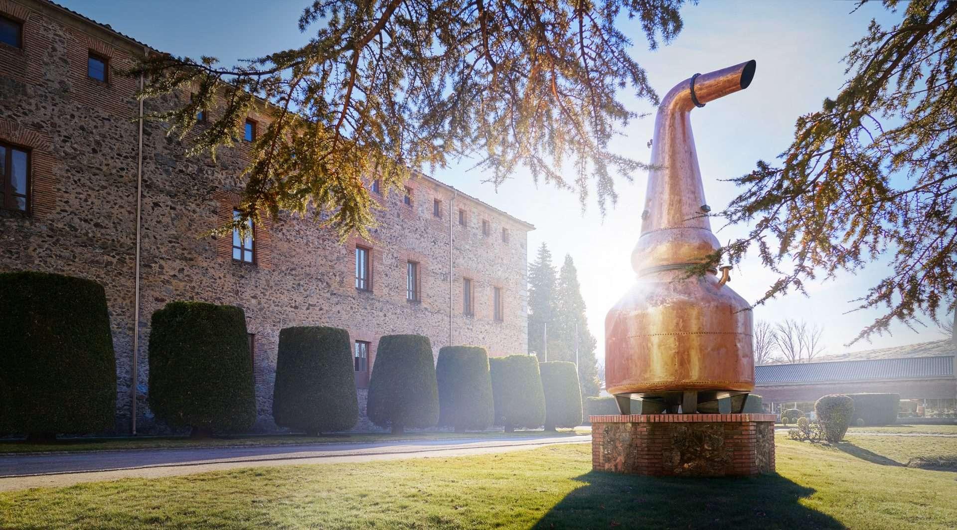 Destilería DYC Segovia