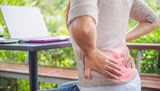 Teletrabajo y confinamiento: 8 de cada 10 españoles ha sufrido dolor de espalda