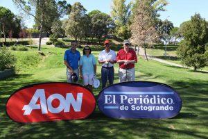 AON, con el Circuito de Golf Sotogrande