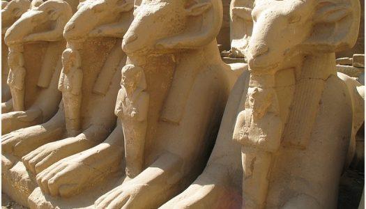 Egipto abre sus tumbas de manera virtual