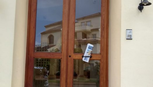 El Periódico de Sotogrande, en la puerta de casa
