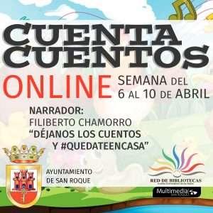 Cuentacuentos online