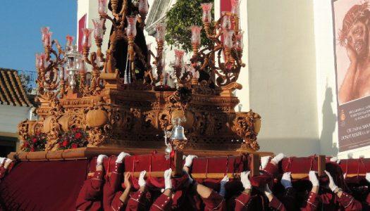 La Semana Santa en San Roque se escribe en  mayúsculas
