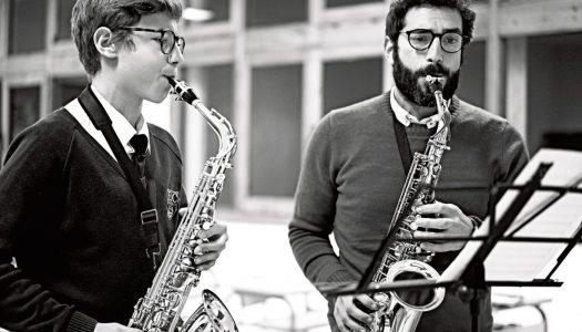 La Escuela Oficial de Música San José continúa sus enseñanzas