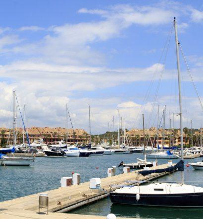 Sotogrande, puerto deportivo