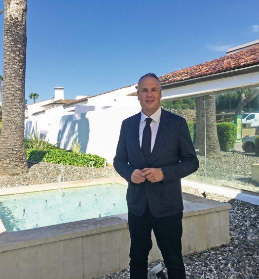 Juan Carlos Ruix Boix, alcalde de San Roque
