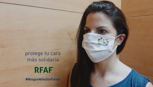 Participa ahora y «protege tu cara más solidaria» con la RFAF.