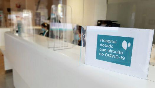 Quirónsalud Marbella reactiva con normalidad sus servicios asistenciales