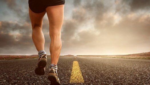 ¿Andar o correr?