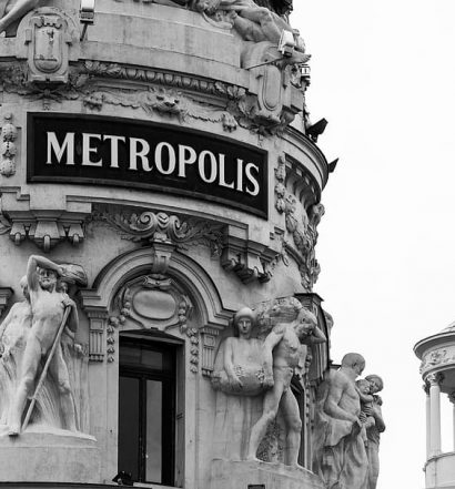 Edificio Metropolis (Madrid, 1911).